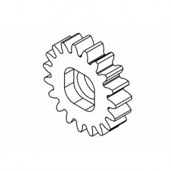 Clutch Bell Pinion Gear Z19 (Opt.)