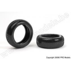 Medial Pro - Diamond 1/8 M1 Glued On Rims