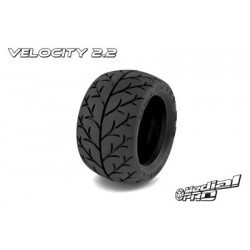 "Medial Pro - Tyres w/ Foam inserts ""Velocity 2.2"" , fits ""Cyclon 2.2"" Rims"