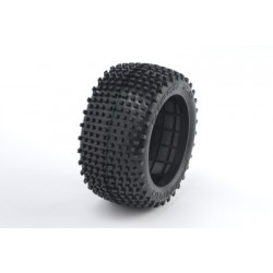"Medial Pro - Tyres w/ Foam inserts ""Viper 2.8"" , fits all 'Addict 2.8' Rims"