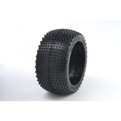 "Medial Pro - Tyres w/ Foam inserts ""Viper 4.0"" , fits ""XD Bully 4.0"" + Cyclon 4.0 Rims"