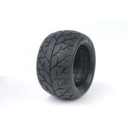 "Medial Pro - Tyres w/ Foam inserts ""Velocity 4.0"" , fits ""XD Bully 4.0"" + Cyclon 4.0 Rims"