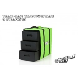 Medial Pro - Team RC Carrying Bag w/ 3 drawers