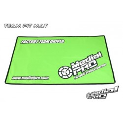 Medial Pro - Team RC Pit Mat (100cm x 60cm)