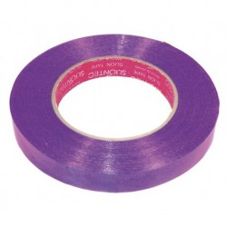 Farb Gewebe Band (Purple) 50m x 17mm