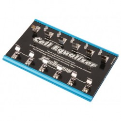 Cell Equalizer Blue (1-6cells Individual Auto-cut Discharger