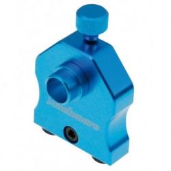 Motorhalterung für Mini Blau