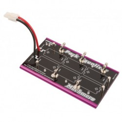 Pack Equalizer Purple (6cells Pack Individual Auto-cut Disch