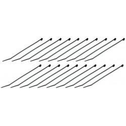 Kabelbinder S Size Schwarz (20Stk.)