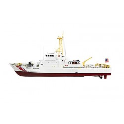 Naviscales - Coast Guard - Rescue Boat, incl. Esc, Motor, Servo, No Radio