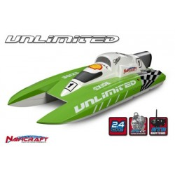 Navicraft - Unlimited RTR 2.4Ghz, 26cc Sport Series