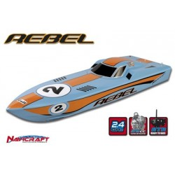 Navicraft - Rebel RTR 2.4Ghz, 26cc Sport Series