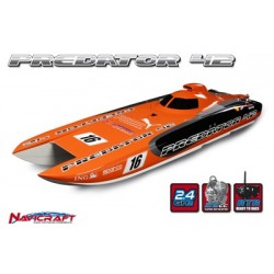 Navicraft - Predator 42 RTR 2.4Ghz, 26cc Performance Series