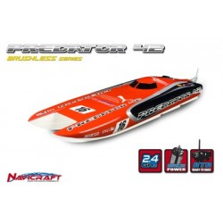 Navicraft - Predator 42 RTR 2.4Ghz, X-Treme Brushless Power