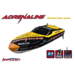 Navicraft - Adrenaline Brushless RTR 2,4Ghz