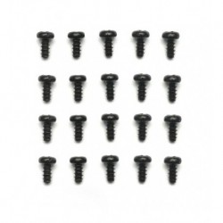 H-Screw 3x6, 20pcs