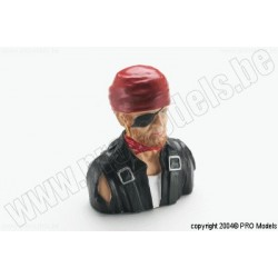 Protech RC - Bust Pirate 1:6 90X71