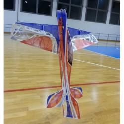 Dualsky Indoor Kunstflugmodell FLUID Competition Gelb (Depro