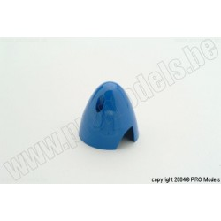 Protech RC - Spinner 44 mm Blue, 1 Pc