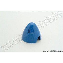 Protech RC - Spinner 50 mm Blue, 1 Pc