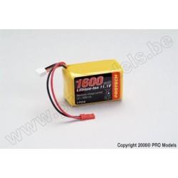 Protech RC - Powerpack Li-Ion-11,1V-1600Mah