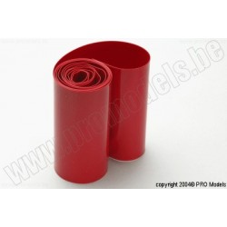 Protech RC - Heat Shrink Tubing 70mm Red