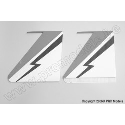 Protech RC - Tail Set F15 Eagle