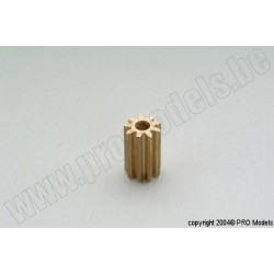 Protech RC - Motor Pinion Gear 9T 2,0mm