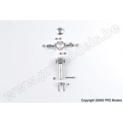 Protech RC - Aluminium Main Rotor Yoke Set Zoom 450 Ep/Gp