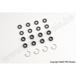 Protech RC - Shock Rebuild Kit