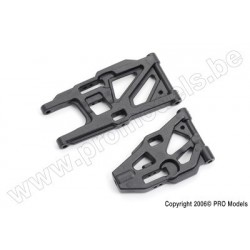 Protech RC - Front + Rear Lower Suspension Arms