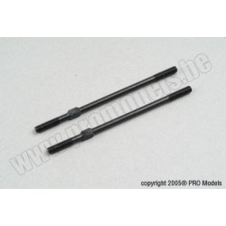 Protech RC - Front Tumbuckle Set (2)