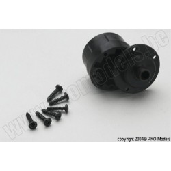 Protech RC - Differential Housing Set