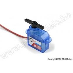 RC Plus - RC-20 Ultra Micro Servo