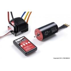 RC Plus - Carmax 80 SS8 + 3665SL 2400 KV