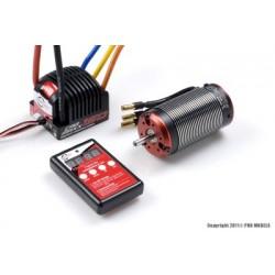 RC Plus - Carmax 150 SS8 + 4077SL 2200 KV