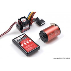 RC Plus - Carmax 60 SS + Carmax 3650 SS 1600 KV 21.5T