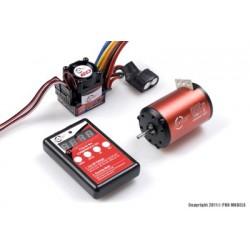 RC Plus - Carmax 60 SS + Carmax 3650 SS 3300 KV 10.5T