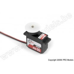RC Plus - RCD-55 Digital Micro Servo