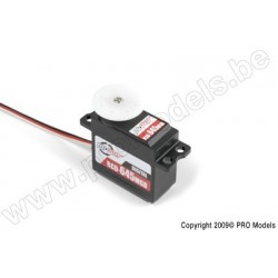 RC Plus - RCD-645mGb Digital Std Size Servo, Metal Gear, Ball Beared