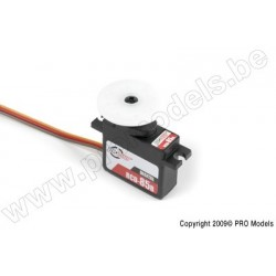 RC Plus - RCD-85B Digital Mini Servo, Ball Beared