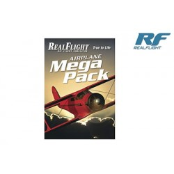RealFlight - 6 and Above Airplane Mega Pack
