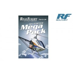 RealFlight - 6 and Above Helicopter Mega Pack