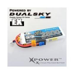 XP28003EX 2800 3S1P 30C
