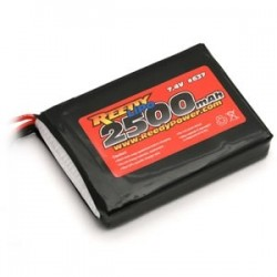 REEDY TX 2500MAH LIPO BATTERY