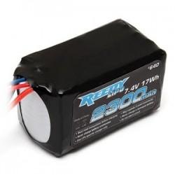 REEDY LIPO 2300MAH 7.4V RX