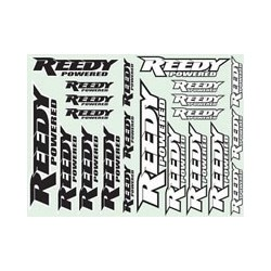 REEDY FACTORY DECAL SHEET