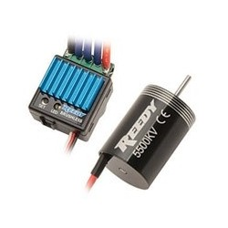 REEDY MICRO ESC W/6100KV REEDY
