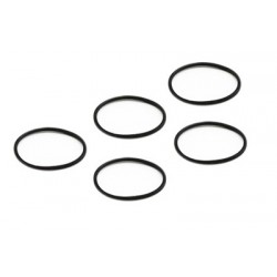 ReplayXD - 1080 Mini Lens Bezel - Rear Cap O-Ring - 5 Pack