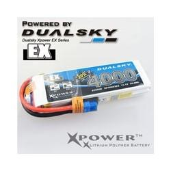XP40002EX 4000 2S1P 30C